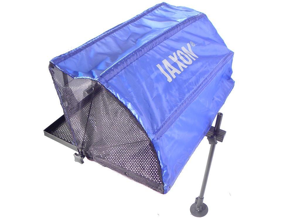 www.leszcz.pl - Nowa półka z namiotem firmy Jaxon.