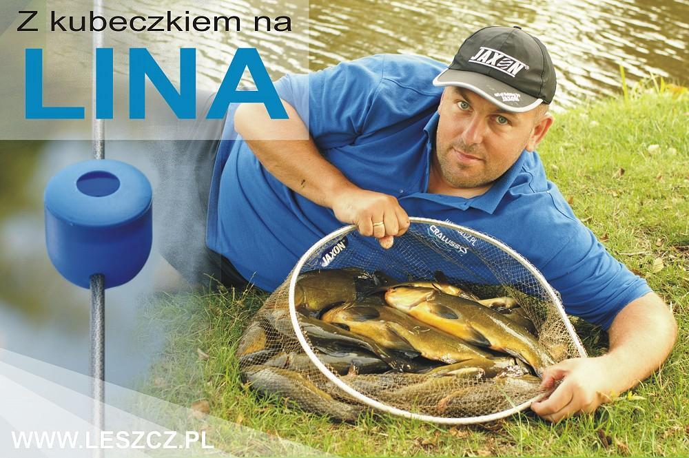 www.leszcz.pl - Z kubeczniem na lina