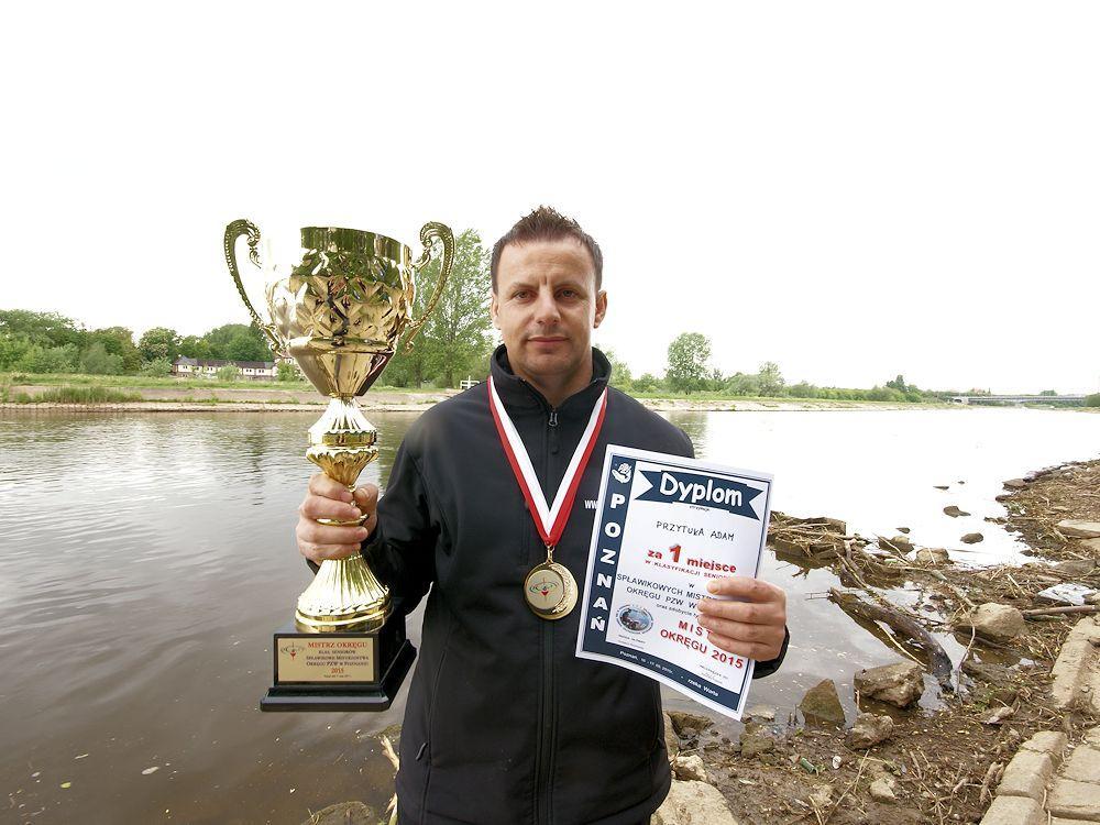 Klub WWW.LESZCZ.PL najlepszy w Mistrzostwach Okręgu Poznańskiego 2015!
