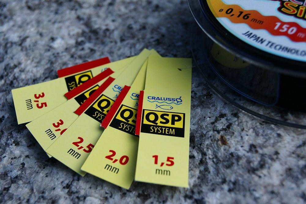 www.leszcz.pl - QSP - prawidłowe nawinięcie żyłki na kołowrotek