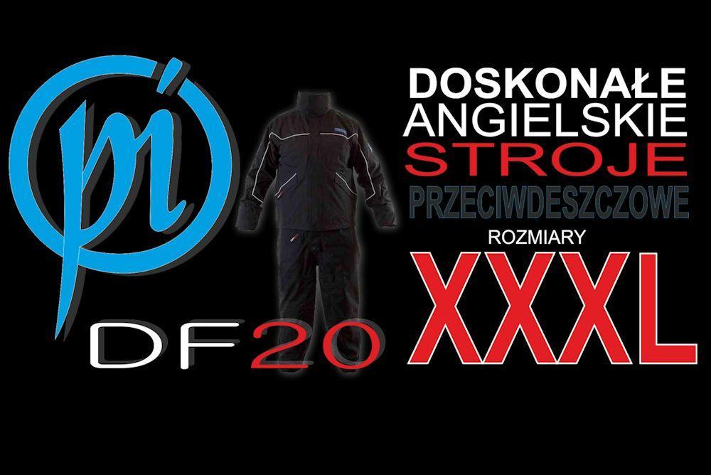 www.leszcz.pl - Doskonały, przeciwdeszczowy strój wedkarski angielskiej firmy Preston Innovations.