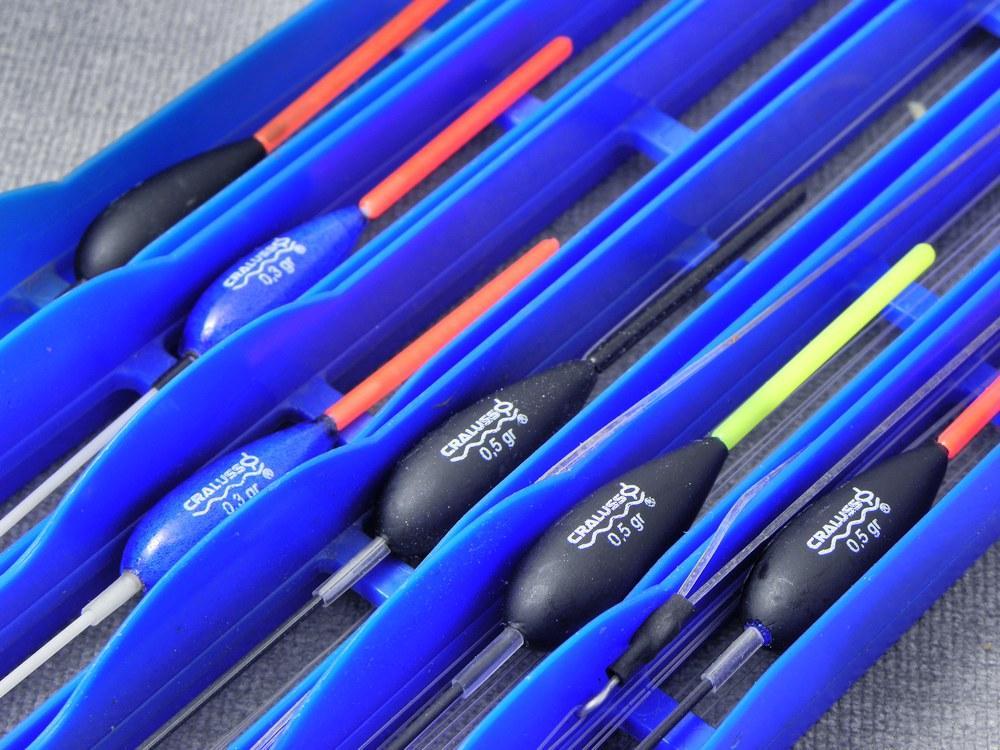 www.leszcz.pl - Cralusso Capri - zestaw spławikowy na karpia