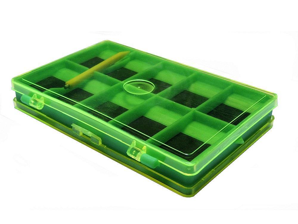 www.leszcz.pl - Magnetyczne pudełko do haczyków Jaxon RH-160S