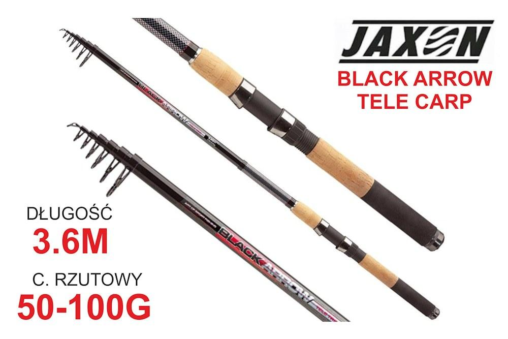 JAXON Black Arrow Tele Carp 360 WJ-BAH360100