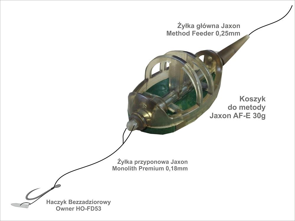 Jaxon Intensa GTX Method Feeder WJ-IXF300060