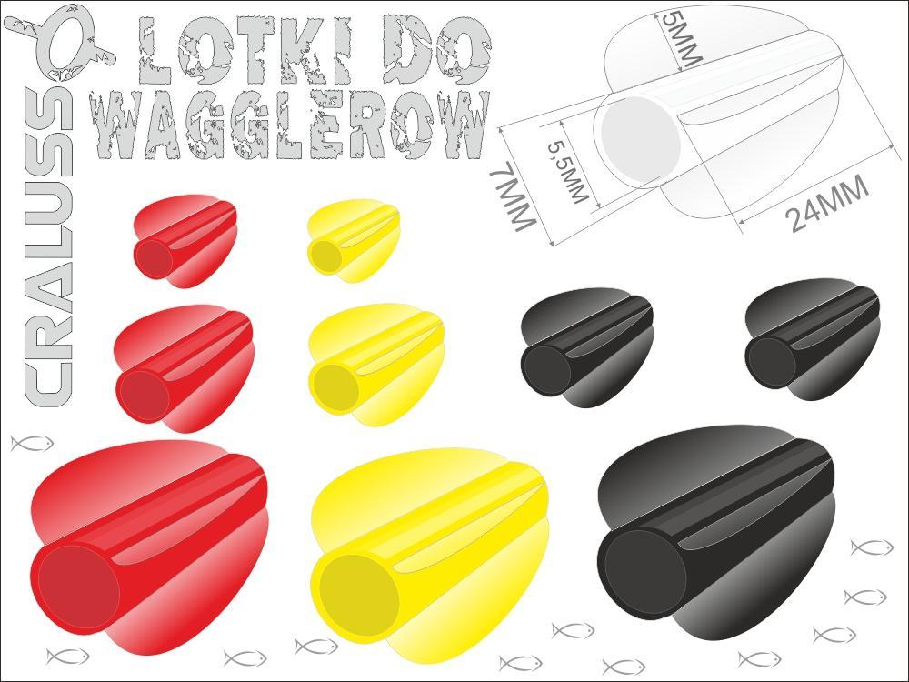 Cralusso Lotki do wadlerów - Cralusso darts