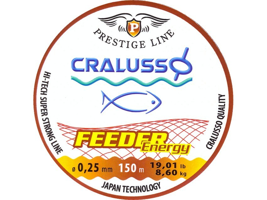 CRALUSSO Żyłka Feeder Power 150m