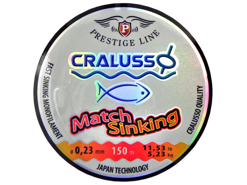 CRALUSSO Match Sinking 150m