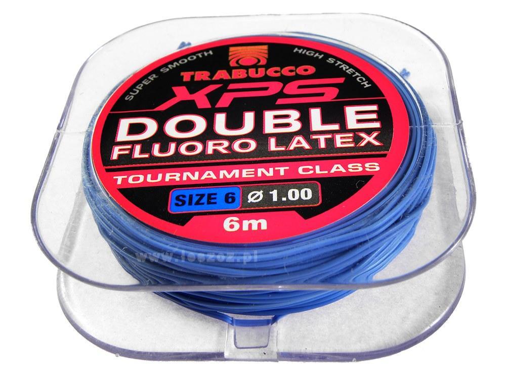 TRABUCCO Amortyzator Double Fluoro Latex 6m