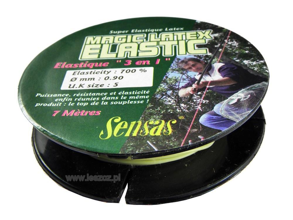SENSAS Magic Latex Elastic